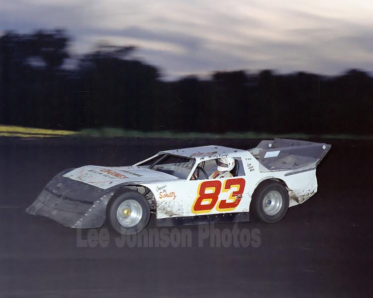 1982 Willie Kraft