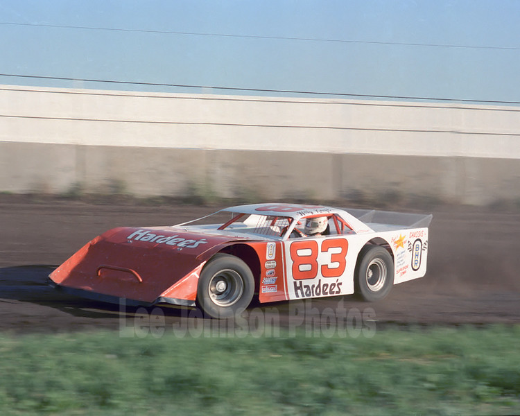 1984 Willie Kraft