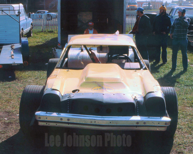 1980 Ed Sanger