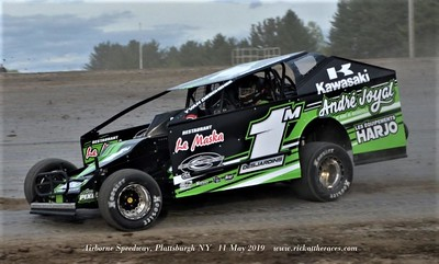 Airborne Speedway, Plattsburgh NY   11 May 2019    www.rickattheraces.com