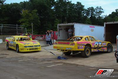 Albany-Saratoga Speedway-Championship Night-Jeremy McGaffin-8/31/18