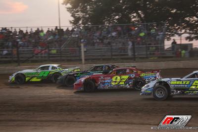 Albany Saratoga Speedway-Jeremy McGaffin-8/24/18