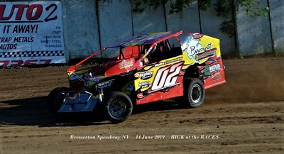 Brewerton Speedway NY     14 June 2019     RICK at the RACES