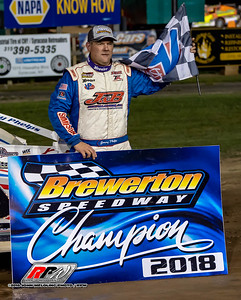 Brewerton 8-31-2018- Championship Night- John Meloling