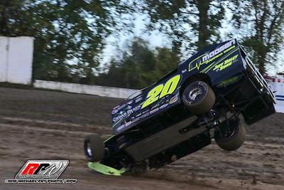 Brewerton Speedway - Hurricane 100 - 10/4/18 - Michael Fry