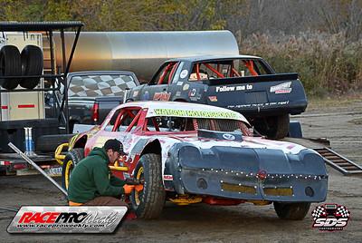 Bridgeport Speedway - 11/11/16 - SDS Photography