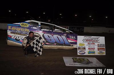 Bridgeport Speedway - 11/11/16 - Michael Fry