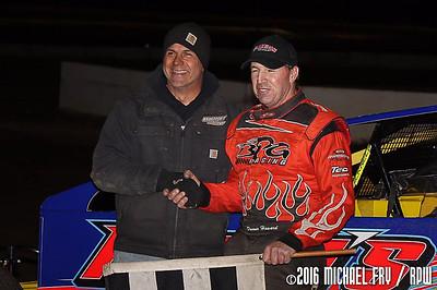Bridgeport Speedway - 11/12/16 - Michael Fry