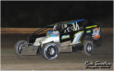 Bridgeport Speedway - 9/24/16 - Rick Sweeten