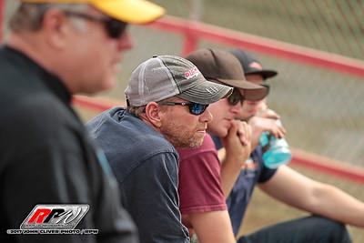 60 Over Memorial @ Bridgeport Speedway - 3/25/17 - John Cliver