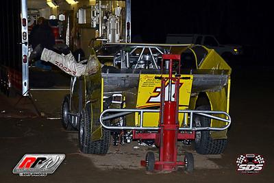 Bridgeport Speedway - 3/25/17 - Steve Sabo (SDS)