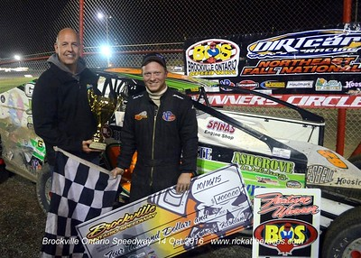 Northeast Fall Nationals @ Brockville - 10/14/16 - Rick Young