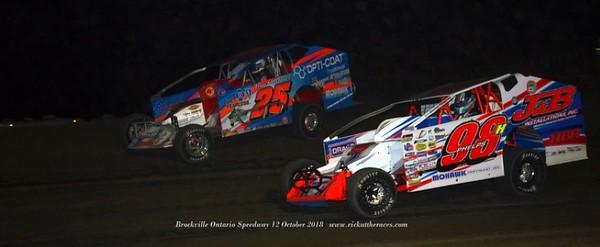 Brockville Ontario Speedway - 10/12/18 - Rick Young
