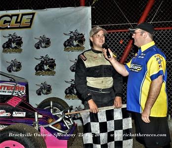 Brockville Ontario Speedway - 8/25/18 - Rick Young