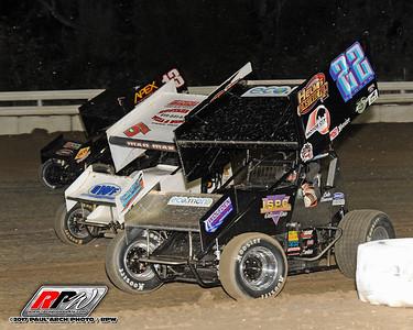Bubba Raceway Park >> Bubba Raceway Park All Star Sprints 2 9 17 Paul Arch Race