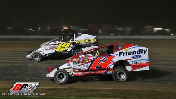 Land of Legends Raceway - 8/11/18 - Shawn Greene