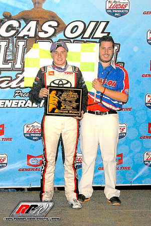 Chili Bowl Nationals - Thursday - 1/12/17 - Tommy Hein