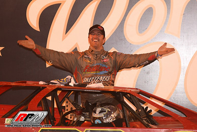 Eldora Speedway - World 100 - 10/13/18 - Paul Arch