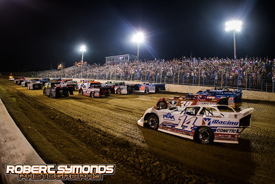 North/South 100 Night 2 - August 11th, 2018 - RSP