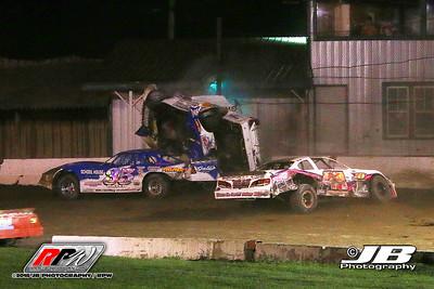 Fonda Speedway - 8/11/18 - JB Photography