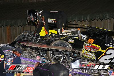 Fonda Speedway - 8/4/18 - JB Photography