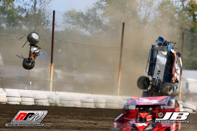 Fonda Speedway - 9/22/18 - JB Photography