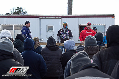 Georgetown Speedway - Short Track Super Series - 3/11/17 - John Cliver
