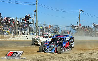 Melvin Joseph Memorial @ Georgetown Speedway - 3/11/17 - Rick Sweeten