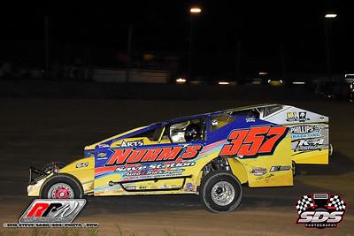 Georgetown Speedway - 9/21/18 - Steve Sabo (SDS)