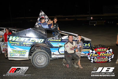 Glen Ridge Motorsports Park - 8/5/18 - JB Photography