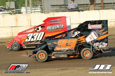 Glen Ridge Motorsports Park - 9/2/18 - JB Photography