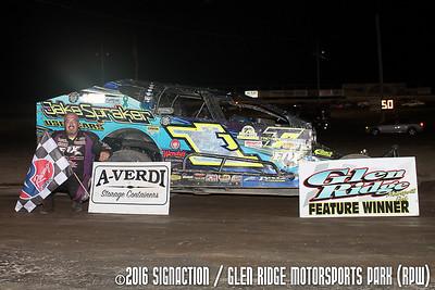 Glen Ridge Motorsports Park - 7/22/16 - SignACTION