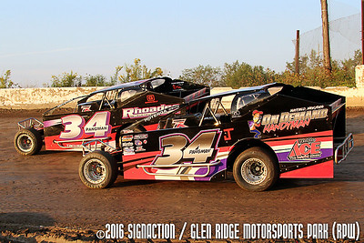 Glen Ridge Motorsports Park - 8/27/16 - SignACTION