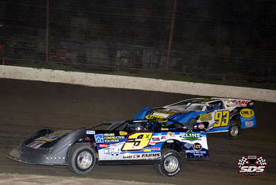 Grandview Speedway - 8/27/16 - SDS Photography