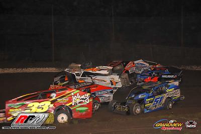 Grandview Speedway - Freedom 76 - 9/15/18 - Steve Sabo (SDS)