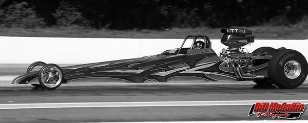 Lebanon Valley Speedway-Regular show w/ King of Dirt Pro Stock series-Bill McGaffin-8/27/16