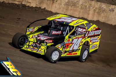 Lebanon Valley Speedway - 7/23/16 - Bobby Chalmers