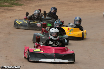 Lebanon Valley Go-Kart Speedway - August 21st - Mike Petrucci