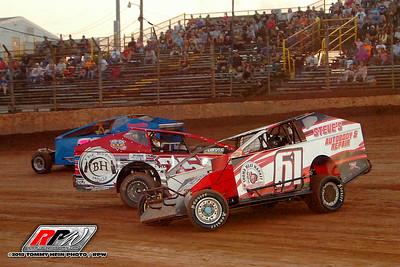 Lernerville Speedway - 8/3/18 - Tommy Hein
