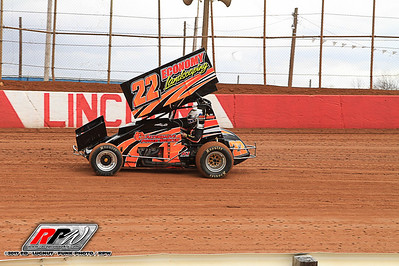 """Lincoln Speedway - 2/25/17 - Ed """"Lugnut"""" Funk"""