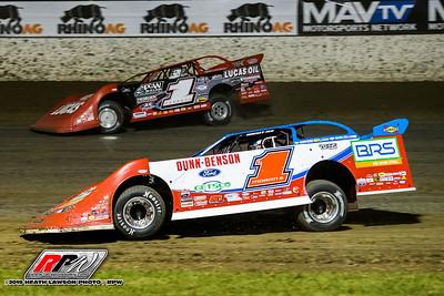 Devin Moran (1) and Earl Pearson, Jr. (1)