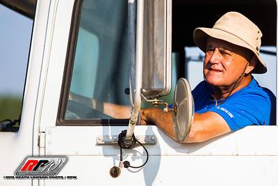 Magnolia Motor Speedway owner Johnny Stokes