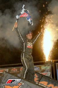 Mansfield Motor Speedway - 8/11/18 - Tommy Hein