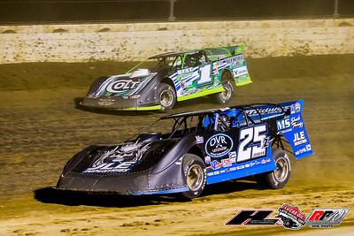 Mason Zeigler (25Z) and Josh Richards (1)