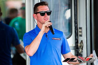 Mansfield Motor Speedway owner Cody Sommer