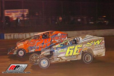 Mercer Raceway Park - 10/5/18 - Tommy Hein