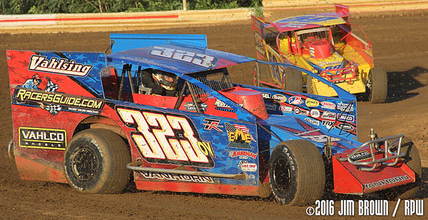 New Egypt Speedway 8 13 16 Jim Brown Race Pro Weekly
