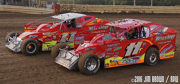 New Egypt Speedway - 8/27/16 - Jim Brown