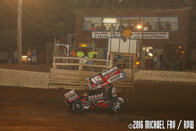 Path Valley Speedway - 8/28/16 - Michael Fry