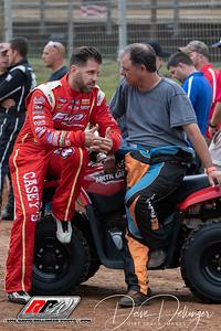 Night Before The Tuscarora 50 - Port Royal Speedway - 9/7/18 - David Dellinger